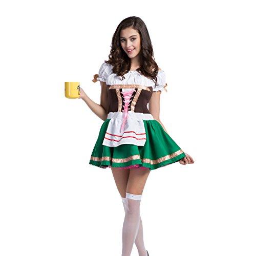 old waitress dress - 1