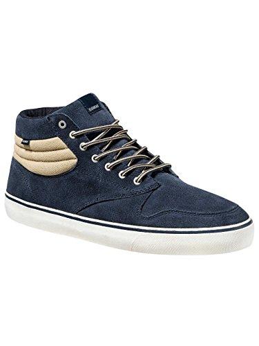 Element TOPAZ C3 MID - Zapatillas de caña alta de cuero hombre azul - Blau (NAVY 6021)