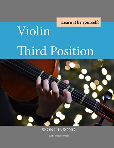(Violin Third Position: How To Place Your Fingers On A Violin)