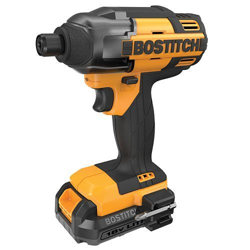 Bostitch BTC441LB 1/4'' Hex Chuck Impact Driver Kit by BOSTITCH