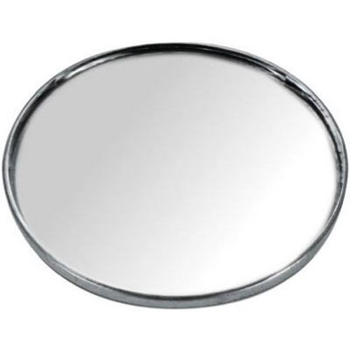 "Custom Accessories 71112 3-3/4"" Stick-on Blind Spot Mirror"