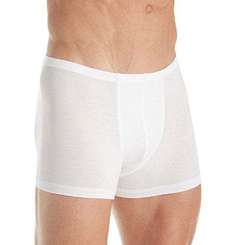 Closed Fly Pant - Zimmerli Pureness Micromodal Closed Fly Pant Large/White