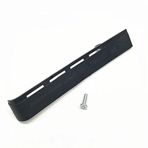 Hard Drive HDD Slot Door Cover Case Clip W/ Screw For PS3 Slim 2000 3000 Console