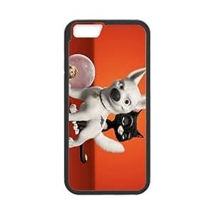 A Bolt Wide funda iPhone 6 4.7 Inch caja funda del teléfono celular del teléfono celular negro cubierta de la caja funda EVAXLKNBC26789