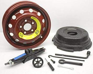 2016 Hyundai Veloster non-turbo neumático de rueda de repuesto Kit (se vende por separado): Amazon.es: Coche y moto