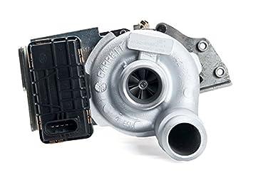 Turbo Garrett 1.8 TDCi 115 CV 742110 Origine para Focus Cmax Smax: Amazon.es: Coche y moto