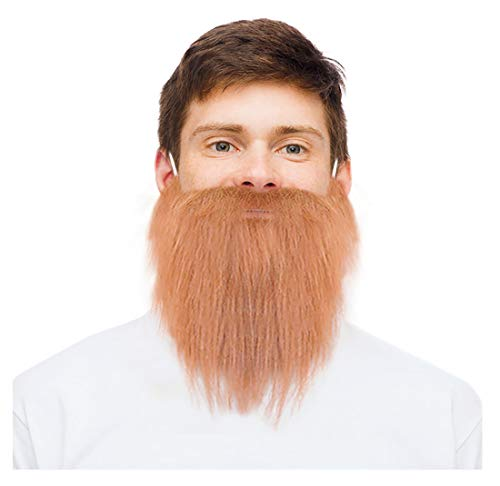 (Fake Beard Leprechaun Beard Costume Justin Turner Beard ZZ Top Beard)