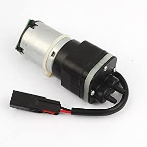 Dowonsol Powerful DC 12V air pump double outlet Air pump 520 motor Strong High-grade medical pump