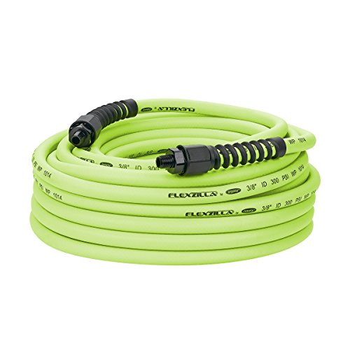 Flexzilla Pro Air Hose, 3/8 in. x 50 ft, Heavy Duty, Lightwe