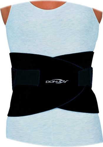 DonJoy Deluxe Back Support - Small by Don Joy DJO