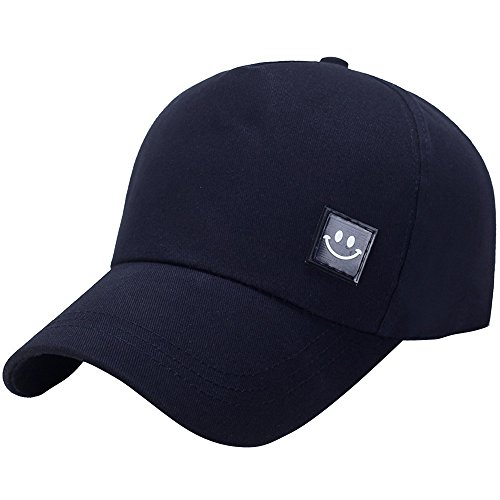 Flag Case Display Trooper (YQZB Wings Baseball Cap Unisex Adjustable Snapback Bangtan Boys Sport Hip Hop Sun Hats Navy)