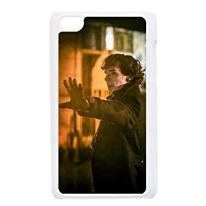 Benedict Cumberbatch iPod Touch 4 Case White persent xxy002_6926119