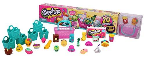 Amazon Shopkins Season 3 Mega Pack Of Toys Games