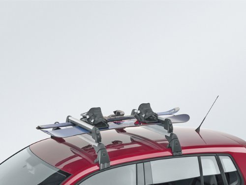 Volkswagen Snowboard and Ski Roof Rack Attachment 3B0-071-129-UA by Volkswagen