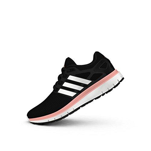 adidas Energy Cloud Wtc W, Zapatillas para Mujer Marrón (Negbas/ftwbla/suabri)