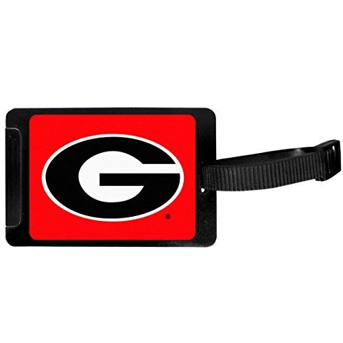 Siskiyou NCAA Georgia Bulldogs Luggage Tag