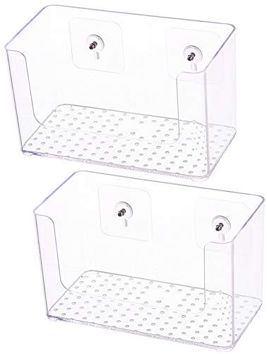 Tier Wall Mounted Bathroom Shelf - 8