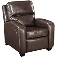 Myco Furniture Espresso Push Back Recliner