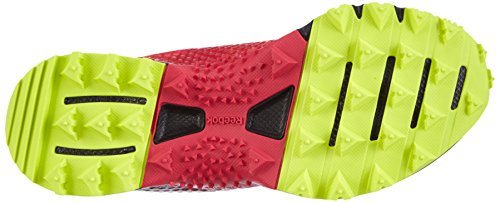 Reebok TR Wild - zapatillas de trekking y senderismo de material sintético mujer multicolor - Mehrfarbig (Solar Yellow/Blazing Pink/Black/Bluebeam/Wht)