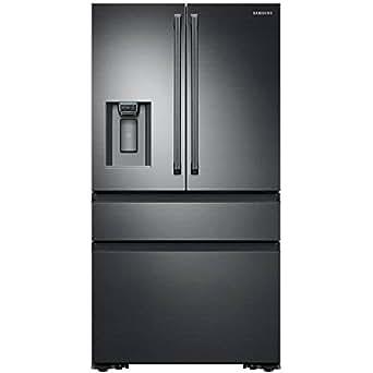 Samsung RF23M8090SG 22.6 Cu. Ft. Black Stainless French Door Refrigerator RF23M8090SG/AA
