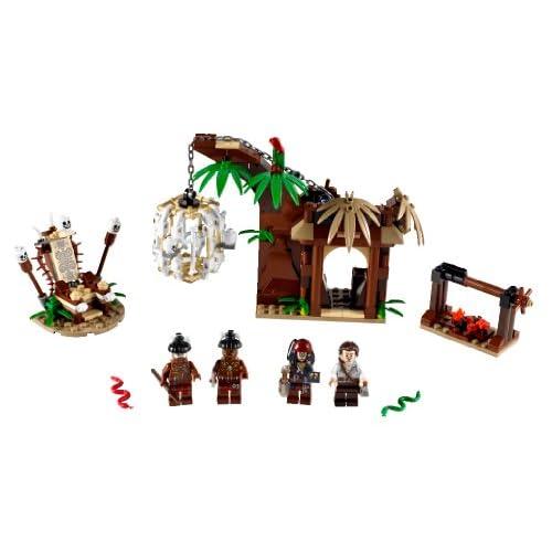 Prisonnier Lego 4182 De Pirates Construction Des Caraïbes Jeu tsdhQr