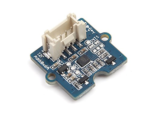In ZIYUN Grove - 6-Axis Accelerometer&Gyroscope,Grove sensor, integrated with a 3-axis digital accelerometer and a 3-axis digital gyroscope