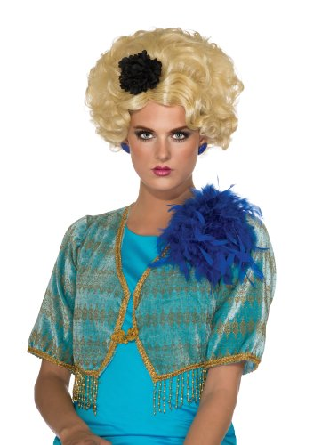 Rubie's Costume Adult Chaperone Wig, Blonde, One Size