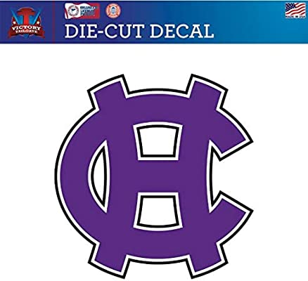 Victory Tailgate Holy Cross Crusaders Die-Cut Vinyl Decal Logo 1