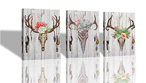 The Best Wall Decor For Bedroom Deer Skull