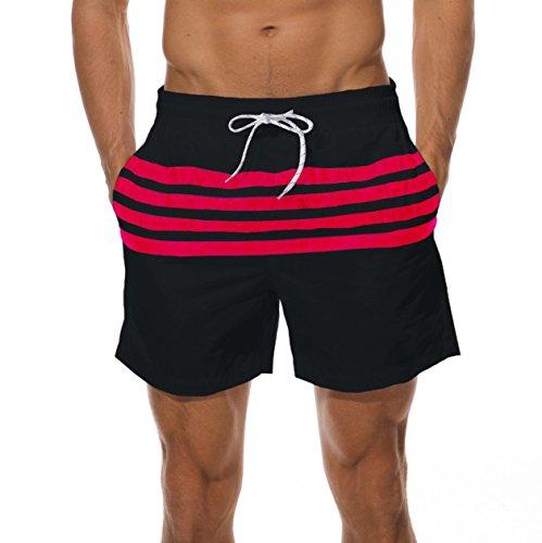 チンファン(ChinFun) メンズ 水着 サーフトランクス 海水パンツ ビーチパンツ ボードショーツ