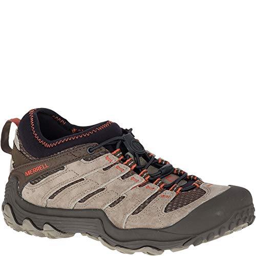 Merrell Women's Chameleon 7 Limit Stretch Hiking Boot, Brindle, 8.5 Medium US (Stretch Hiking Shoes)