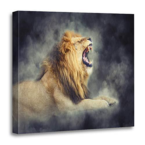 Lion Roar Picture (Emvency 12