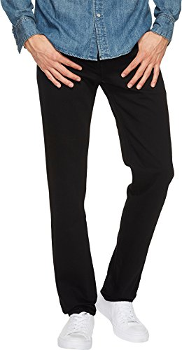 5fc44437ecd292 Galleon - Levi's Men's Made In The USA 511 Slim Fit Jean, Black, 28 32