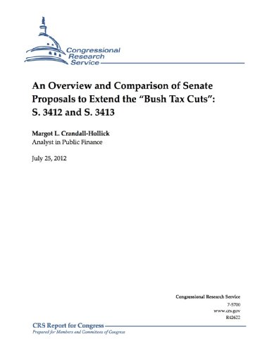 An Overview and Comparison of Senate Proposals to Extend the
