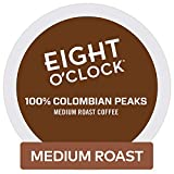 Eight O'Clock Coffee Colombian Peaks Keurig K-Cups Coffee, 12 Count