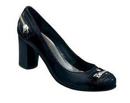 haupteingang Womens Pumps Ballet Flats Noir - Noir 5eIOx4PwJ