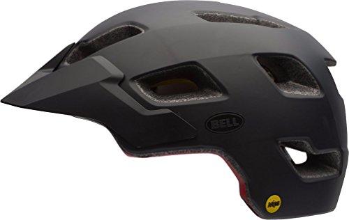 - Bell Stoker MIPS Equipped Bike Helmet - Matte Black Small