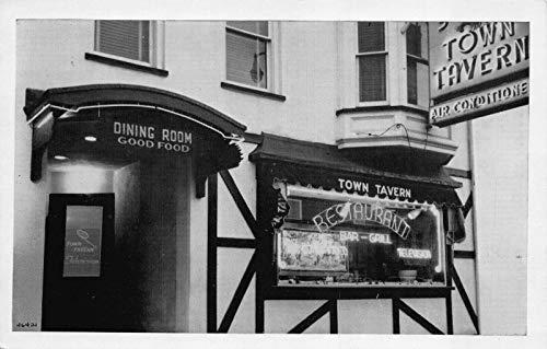 Postcard Town Tavern Restaurant in Stroudsburg, Pennsylvania~122301