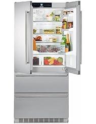 Liebherr CS2062 19.6 Cu. Ft. Stainless Steel Counter Depth French Door Refrigerator - Energy Star
