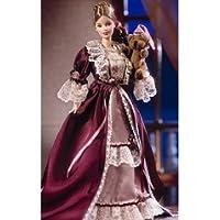 Barbie victoriana con oso cedric