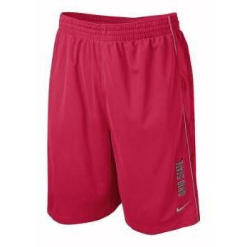 - Nike Ohio State Buckeyes Million Dollar Mesh Short - Men - S