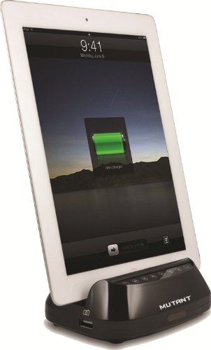 Mutant MIG-IP2 M-Station iPad/iPhone Docking Station with Direct Photo Transfer by Mutant