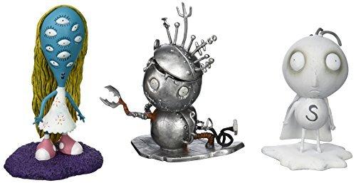 Melancholy death PVC set of Tim Burton Oyster Boy / Tim Burton Tragic Toys Toxic Boy PVC Set # 1 [parallel import]