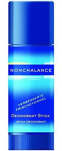 Nonchalance femme / woman, Deodorant Stick, 1er Pack (1 x 50 g)