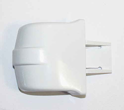 NEW WR2X8345 Door Bar End Cap Refrigerator for GE (use as left or right) __#G451YH4 51IO3410085 by GE