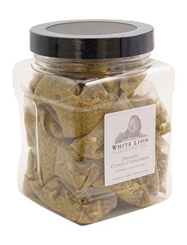 White Lion White Ambrosia Tea Sachets