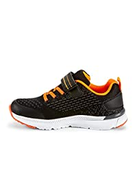 Legend - Youth Athletic Play Sneakers Strap Athletic Running Shoes