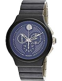 Swiss Quartz Titanium Casual Watch, Color:Black (Model: 0606929)