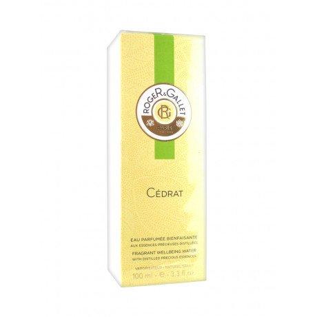Gallet Eau Fraiche Spray (Cedrat Perfume by Roger & Gallet for Women. Eau Fraiche Parfume / Fresh Fragrant Water Spray 3.3 Oz / 100 Ml ( Citron ))