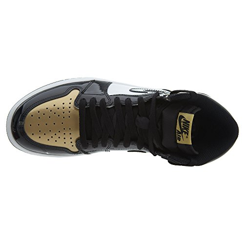 Gold Air Retro High Metallic OG 1 Black Jordan Black Sneaker NRG Schuhe RwqPRZC